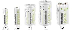 Aufladbare Batterie