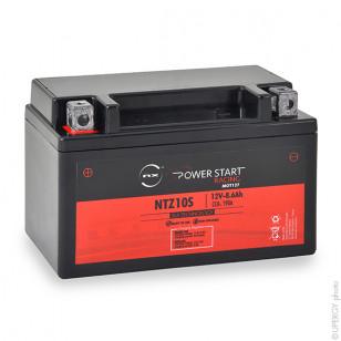 Motorrad Batterie YTZ10S / GTZ10S 12V 8.5Ah - MOT127