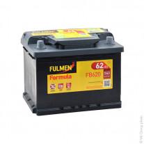 Startbatterie FB620 12V 62Ah 540A