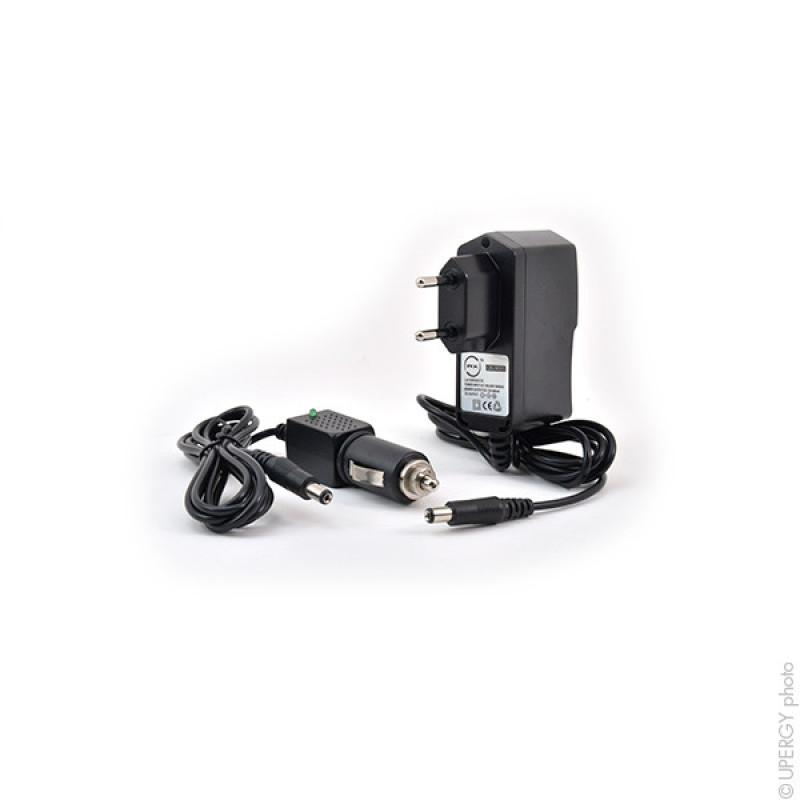 Ladegerät für Akkus Foto/ Video LI-ION - CEL9005