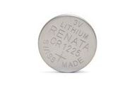 Lithium Knopfzelle CR