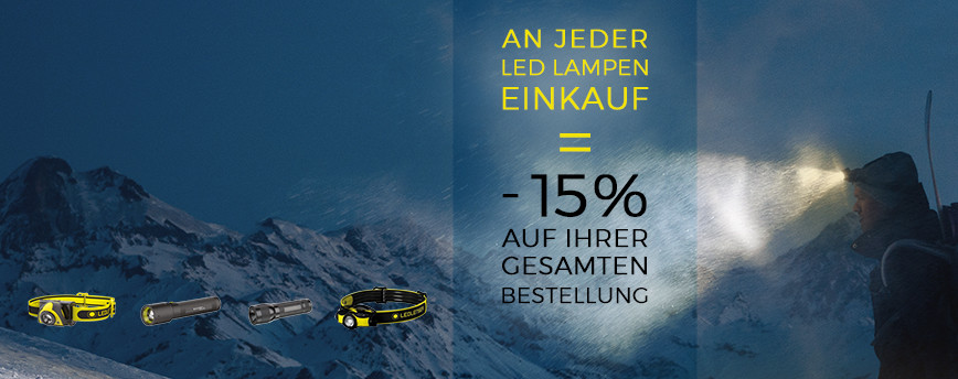 led Lampen Angebot